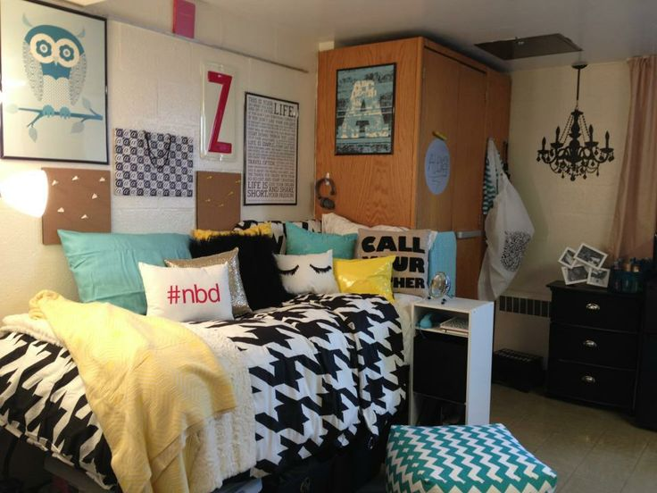 Trick Of The Day   Rearrange Your Dorm Room To Make Your Space Unique And  Maximize Space! Part 62