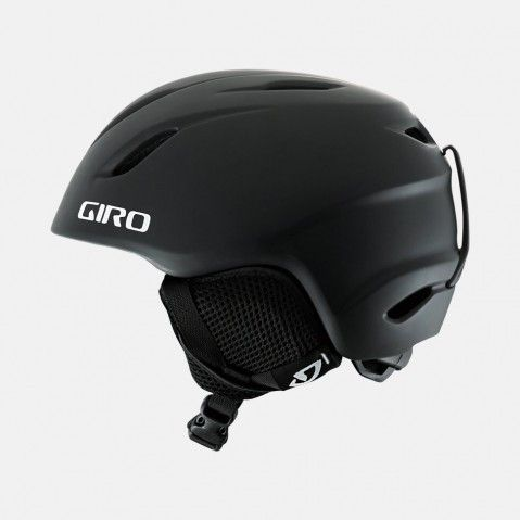 Giro Launch Helmet Matte Black