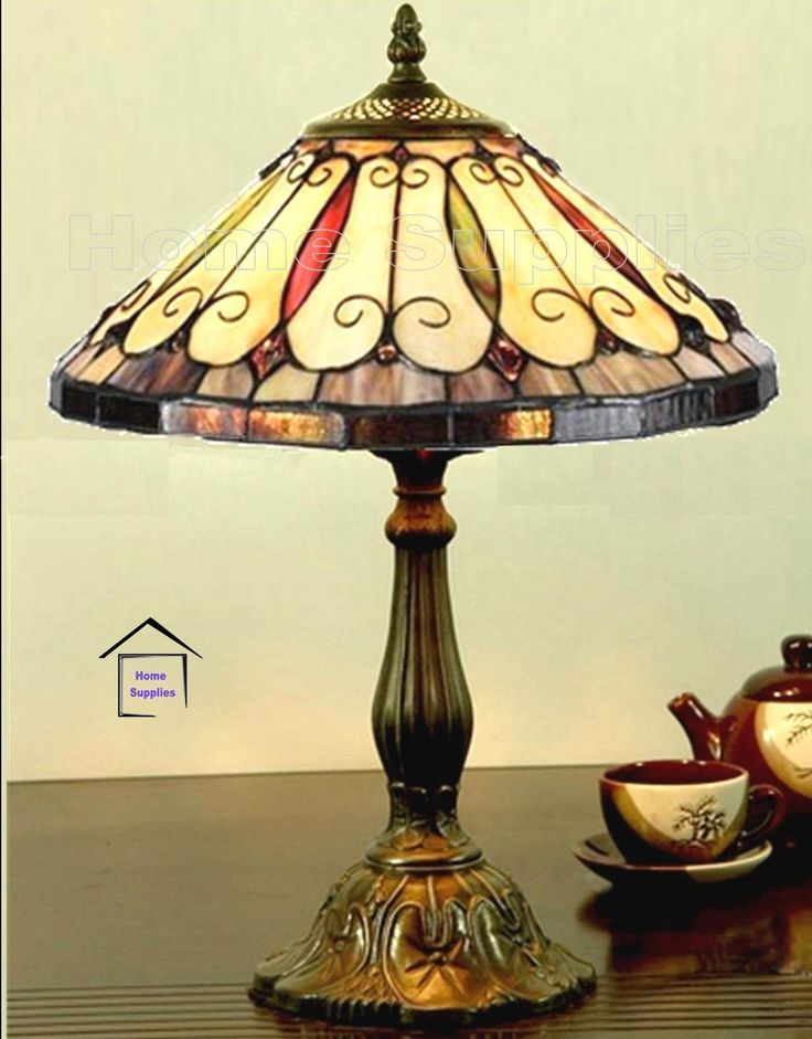 Details About Collection Of Medium Size Tiffany Style Handcrafted Table Lamps343 Best Tiffany Lighting Images On