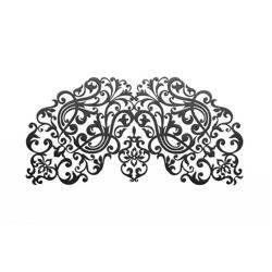 Dalila Bijoux Indiscrets - Urocza maska Dalila na wieczór osnuty aurą tajemniczości. Zobacz inne maski z kolekcji Bijoux Indiscrets! :)  #tajemniczamaska #maska #inspiracjenawieczór