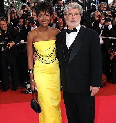 rich black couples | ジョージ・ルーカスと妻で投資会社社長のメロディ ...