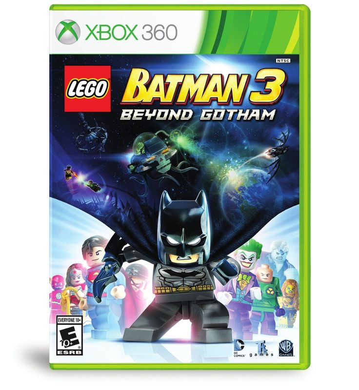 LEGO Batman 3 Game Only $39.99!