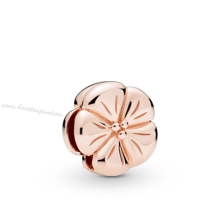 Ofertas Pandora Rose Reflexions Cl U00e1sica Flor Acortar