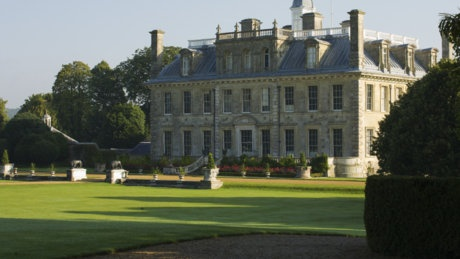 Kingston Lacy. fabulous house, beautiful art, amazing grounds and only 30minuets (ish)  form the campsite. well worth a visit.