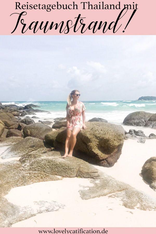 Reisetagebuch Thailand inklusive Traumstrand und schönen Strandoutfits jetzt lesen! Schöne Outfits für den Strand jetzt angucken auf Lovelycatification.de