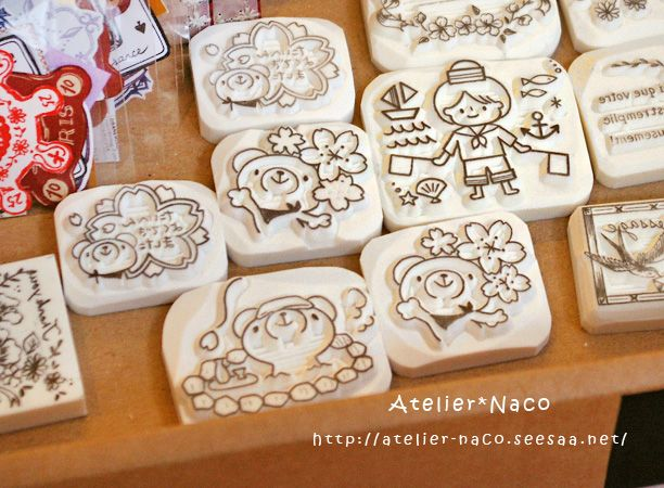 linocut,print making,rubber stamp,eraserstamp,แกะยางลบ,消しゴムはんこ