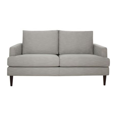 Invite the refined elegance of Scandinavian-style design into your home with the Mila 2 seat sofa. Buyers with a discerning eye will note the streamlined silhouette of this sofa, coupled with the smart timber legs, which put it in line with the big-ticket furniture pieces of the moment. The benefit of Mila is that it captures an incredibly luxe look at a great-value price. Style and comfort are covered off neatly in this lovely sofa, with a combination of foam and fibre seating giving the…