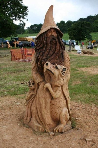 Best roadside chainsaw woodcarver images on pinterest
