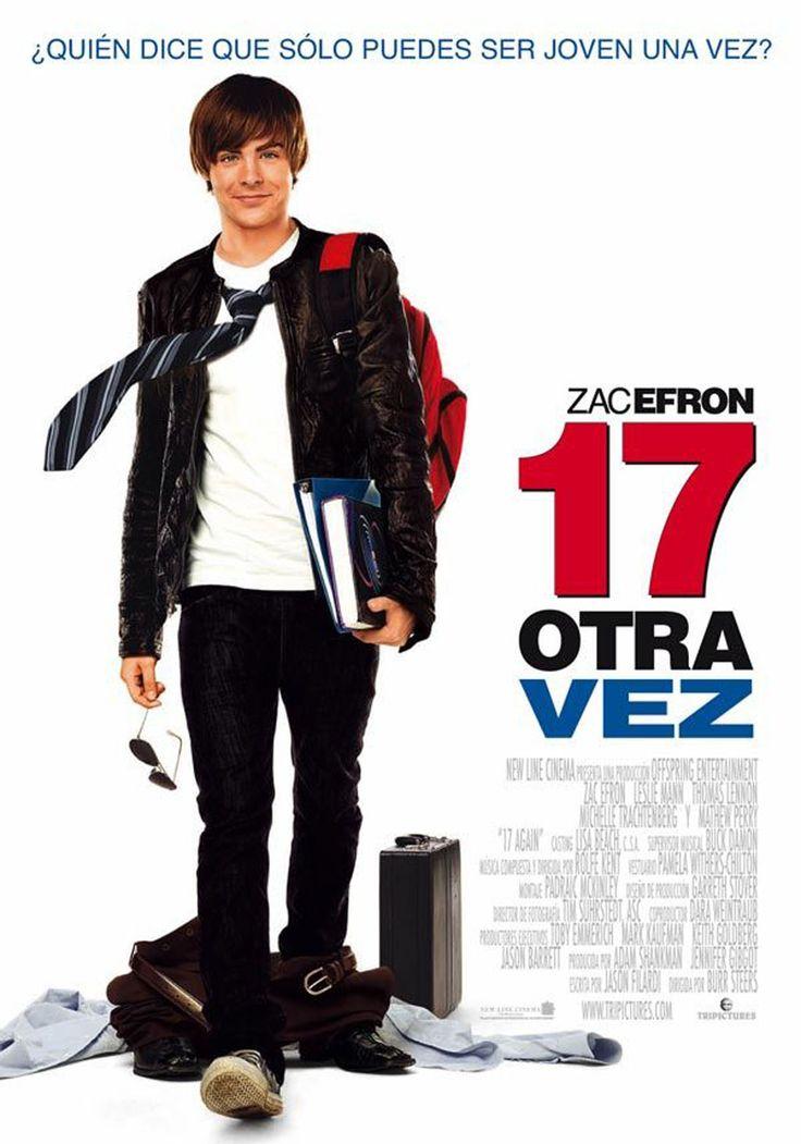 17 Otra Vez (póster)