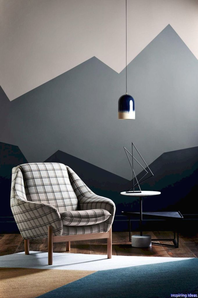 58 Gorgeous Wall Painting Ideas That So Artsy In 2019 Home Diy