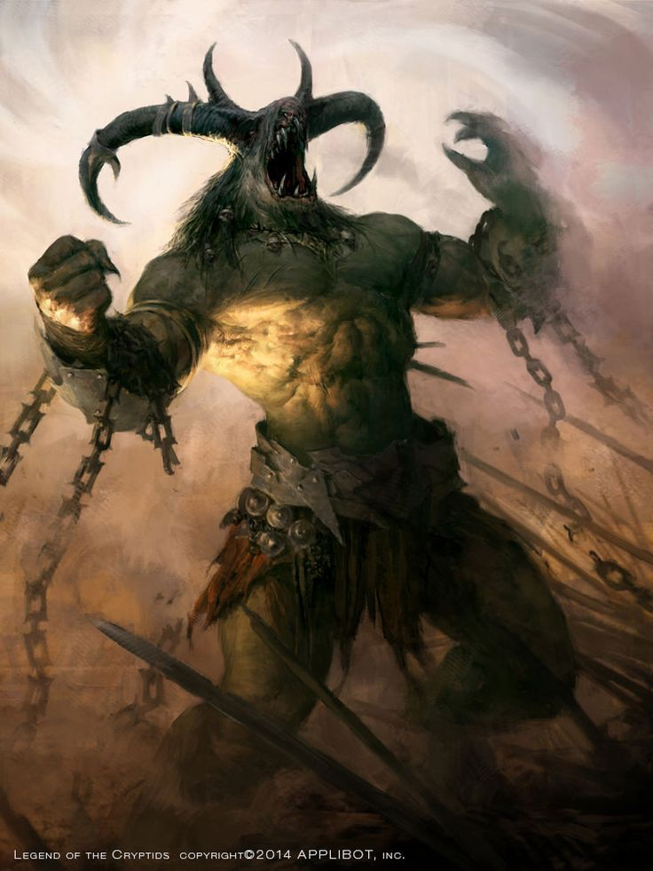 Day 9- Favorite monster- Minotaur! I don't know why it just seemed kind of interesting to me
