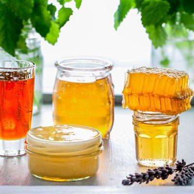 Honig gegen Pickelmale