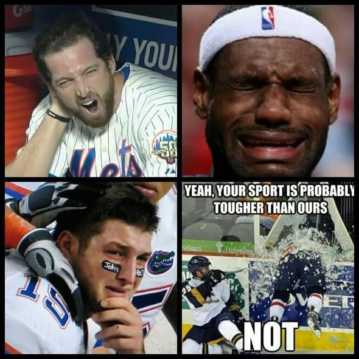 #truth this is why the NHL RULES and MLB NBA are unwatchable & NFL is beyond overrated