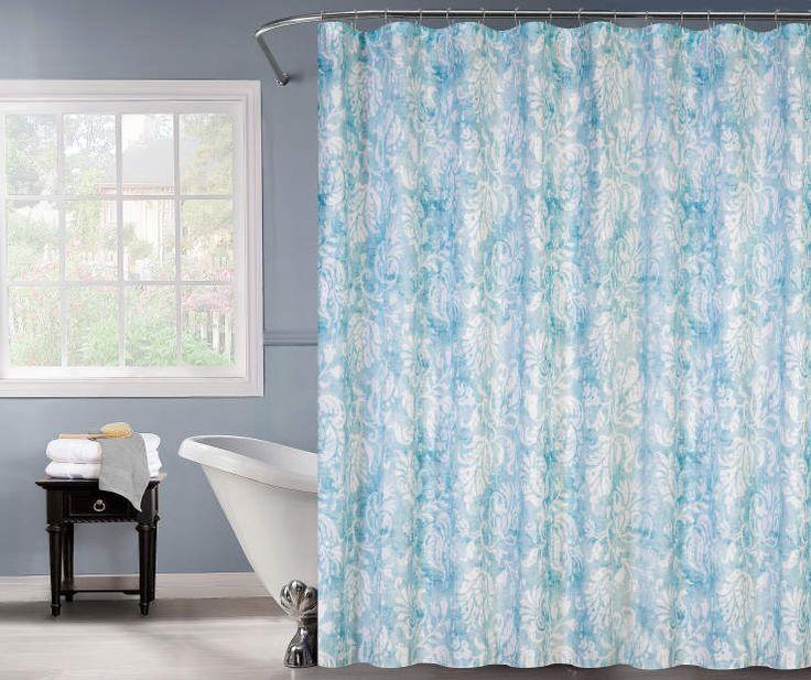 Sandra Shower Curtain, At Big Lots.
