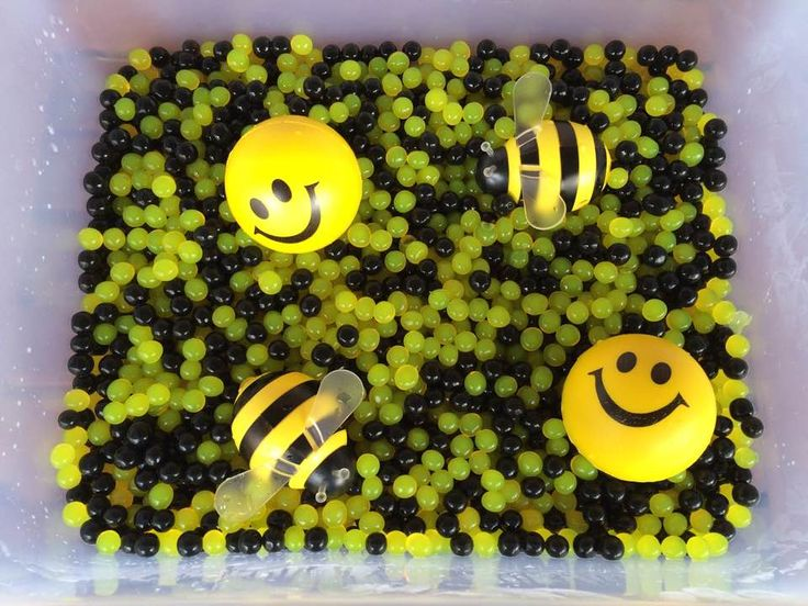 Don't worry 'bee' happy (created by me)