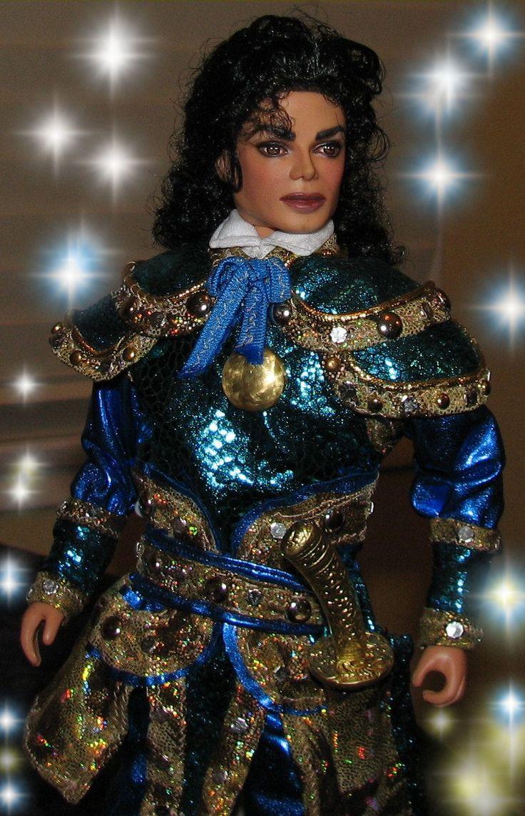 32 best images about Michael Jackson Dolls on Pinterest ...