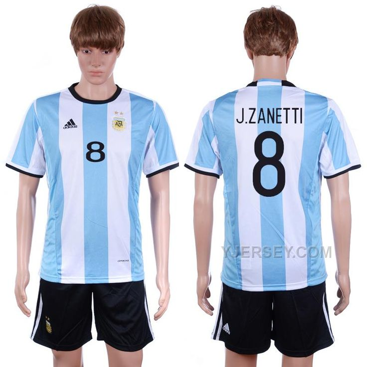 http://www.yjersey.com/argentina-8-jzanetti-home-2016-copa-america-centenario-soccer-jersey.html ARGENTINA 8 J.ZANETTI HOME 2016 COPA AMERICA CENTENARIO SOCCER JERSEY Only 35.00€ , Free Shipping!
