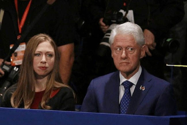 Hillary and Bill can no longer escape their sexually deviant past. While Bill was abusing and womanizing women, Hillary was