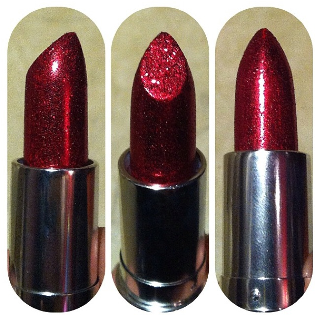 The new Kat Von D lipstick...like OMG My Must Haves