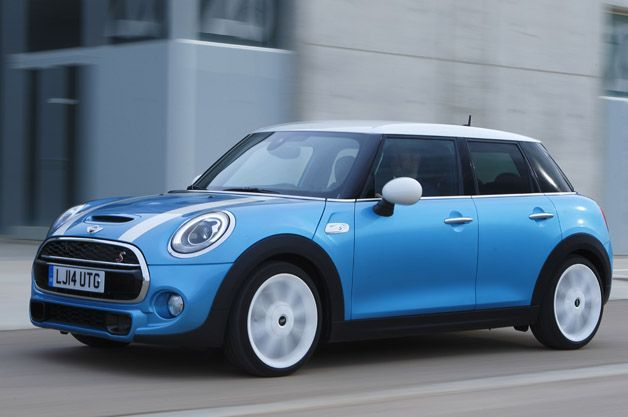 The 2015 MINI 5 Door may be the MINI for you! Here are more details!