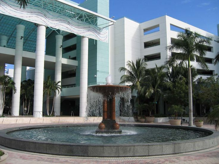 Architectural Fountains | Diplomat Hotel Retail Center   Hallandale Beach  Florida