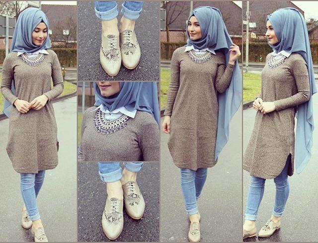 Blau Blau Blau :) <3 Pants / Hose / Pantolon - H&M Shoes / Schuhe / Ayakkabilar - Eyüp (Istanbul) Necklace / Kette / Kolye - SIMO woman Shirt / Hemd / Gömlek - misselegance.de Hijab / Kopftuch / Basörtü - innerhalb DIESER WOCHE Insallah wieder Online erhältlich :) <3