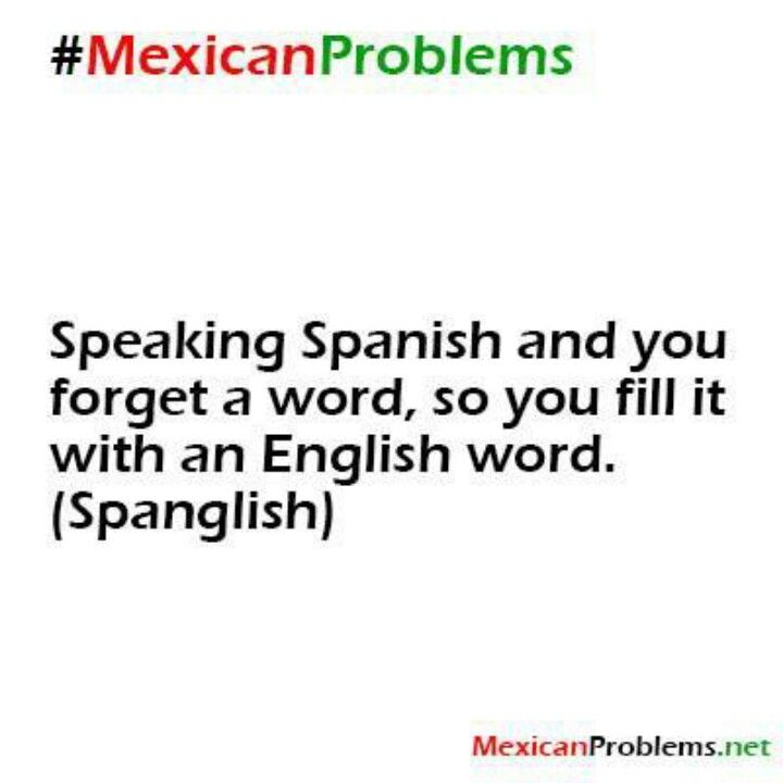 Yup #HispanicProblems