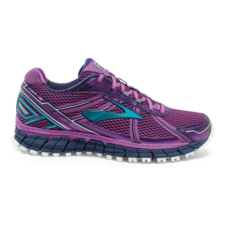 Womens Brooks Adrenaline ASR 12 Trail Running Shoe - Size 9