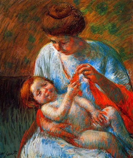 336 best Art Impressionist Mary Cassatt images on Pinterest