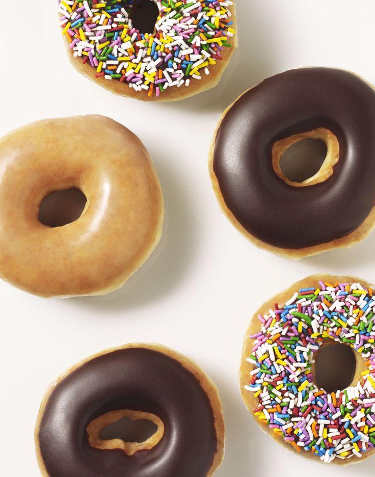 #dessert #photography #doughnuts #krispykreme