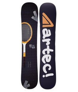 Artec Phenom Wide Snowboards are perfect freestyle boards. Made for Sasquatch, this board features an ginormous width to give you all the support you need to rip the mountain a new one this season. The HyperTec Camber profile will give you a better ride that you need in the park to throw down your best manuevers. Check out the Artec Phenom Wide Snowboard for a year of incredible boarding! AUSTRIAN POWERHOUSE CONTRUCTION.