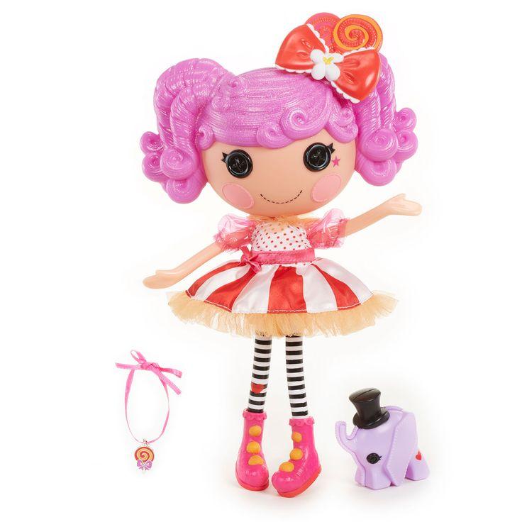 Deze Lalaloopsy pop is klaar voor een feestje! Geschikt voor kindjes vanaf 4 jaar. Te vinden bij Sassefras Meisjes Speelgoed voor écht peuter en kleuter speelgoed.