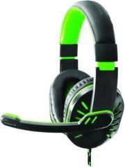 ESPERANZA EGH330G CROW HEADPHONES WITH MICROPHONE FOR PLAYERS GREEN - http://tech.bybrand.gr/esperanza-egh330g-crow-headphones-with-microphone-for-players-green/