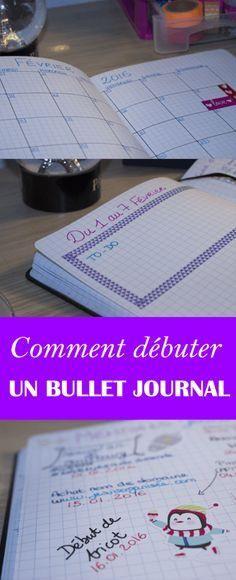 Besoin de conseils pour d??buter un Bullet Journal ? Ou tout simplement envie de voir l'interieur de mon BuJo ?