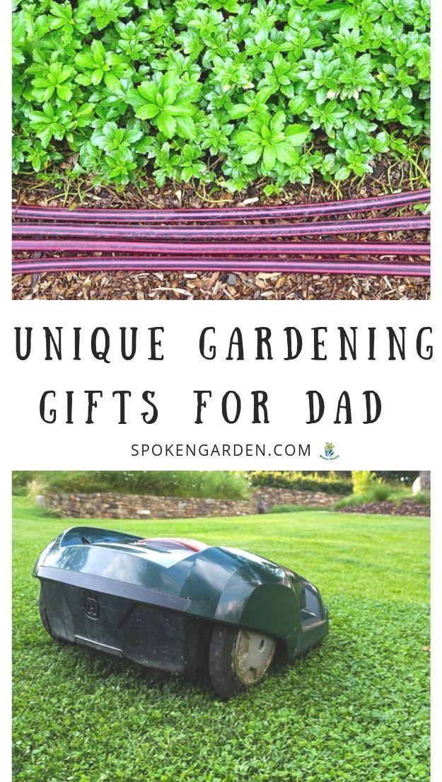 Gardening Gifts For Dad Garden, Unique Gardening Gifts