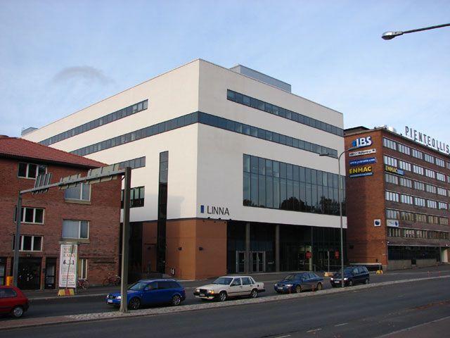 Taloforum.fi • katso viestiketjua - Kirjastorakennuksia