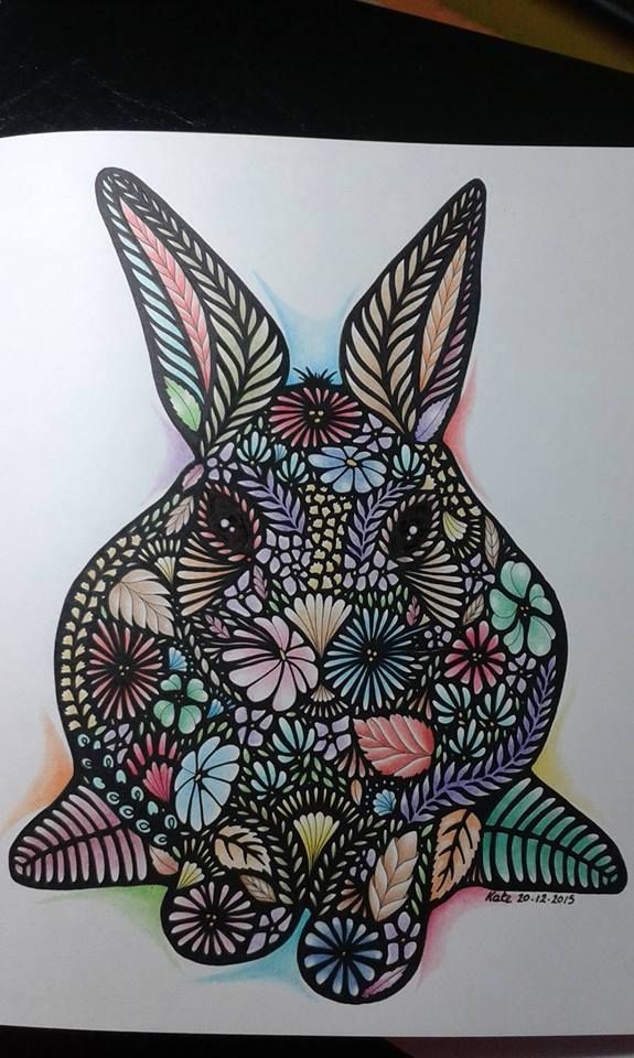 589 Best Images About Animal Kingdom Colouring Book On Pinterest