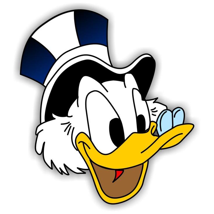Dagobert-Duck: Duck Gezicht, Donald Duck, Comic
