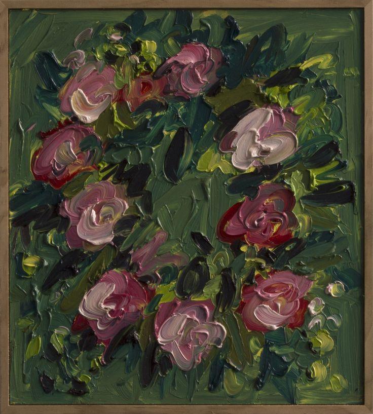 Melanie Roger Gallery: Kirstin Carlin, Untitled (Wreath 1)