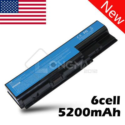Laptop Replacement Battery for Acer Aspire 5310 5315 5520 5520G 7220 7720G 8930