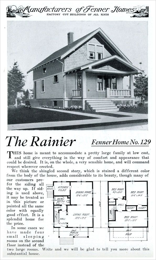 136 best images about mail order kit homes on pinterest for Farmhouse kit homes