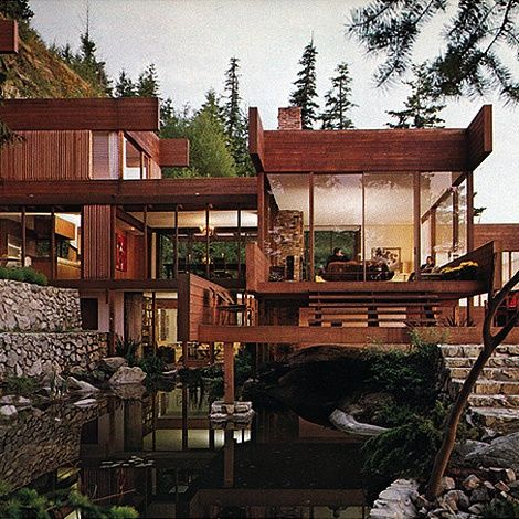 Arthur Erickson: The Graham House