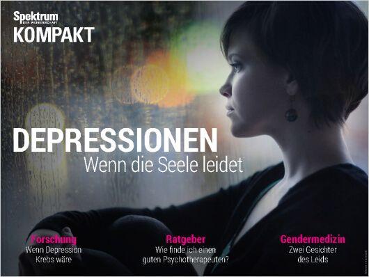 Spektrum Kompakt: Depressionen - Spektrum der Wissenschaft