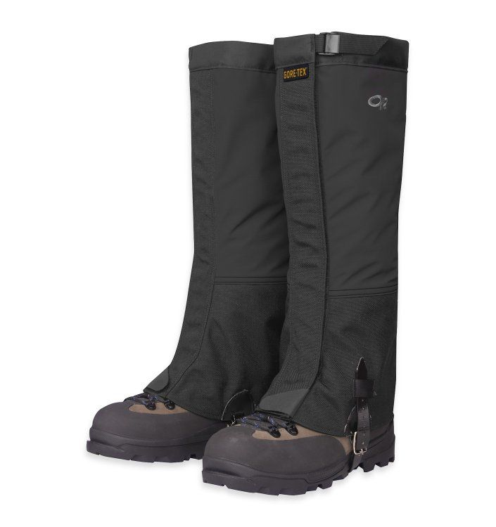 Outdoor Research M CROCODILES %SALE 25% - Wasserdichte atmungsaktive Herren Gore-Tex® Gamaschen