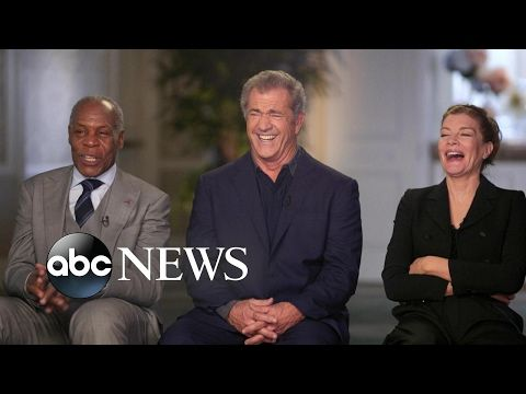 'Lethal Weapon' cast reunites for 30th anniversary of the classic buddy cop film - YouTube