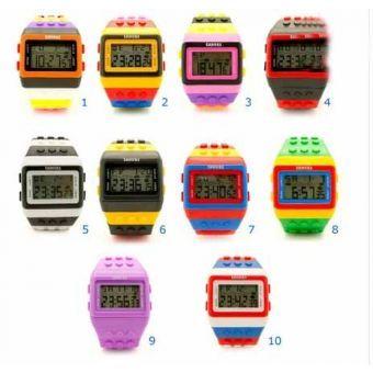 Compra Reloj Digital Lego Con Alarma Cronometro Fechador Luz - Color = Azar. online ✓ Encuentra los mejores productos Relojes de licencia mujer BYTESHOP en Linio México ✓