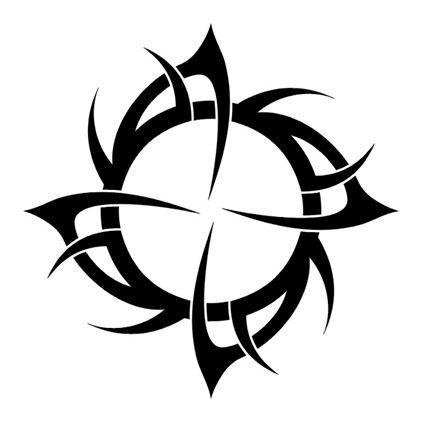 strength symbols | Tribal Tattoo Designs And Tribal Shoulder Tattoos - Tattoos - Zimbio: