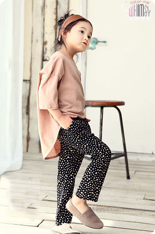 Crumbs Slouchy Pants | Color Me WHIMSY