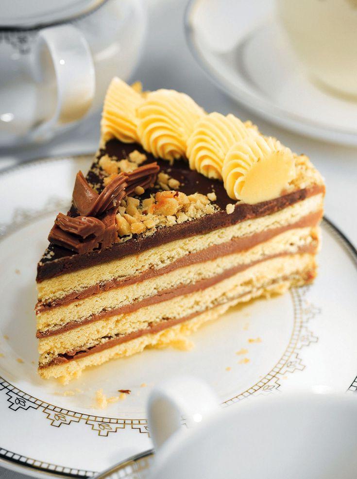 Торт ленинградский