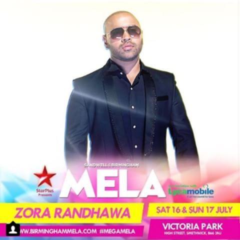 #zorarandhawa#mela#16&17july